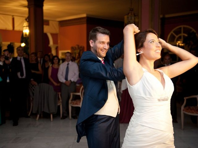 La boda de Roge y Mª José en Bormujos, Sevilla 18