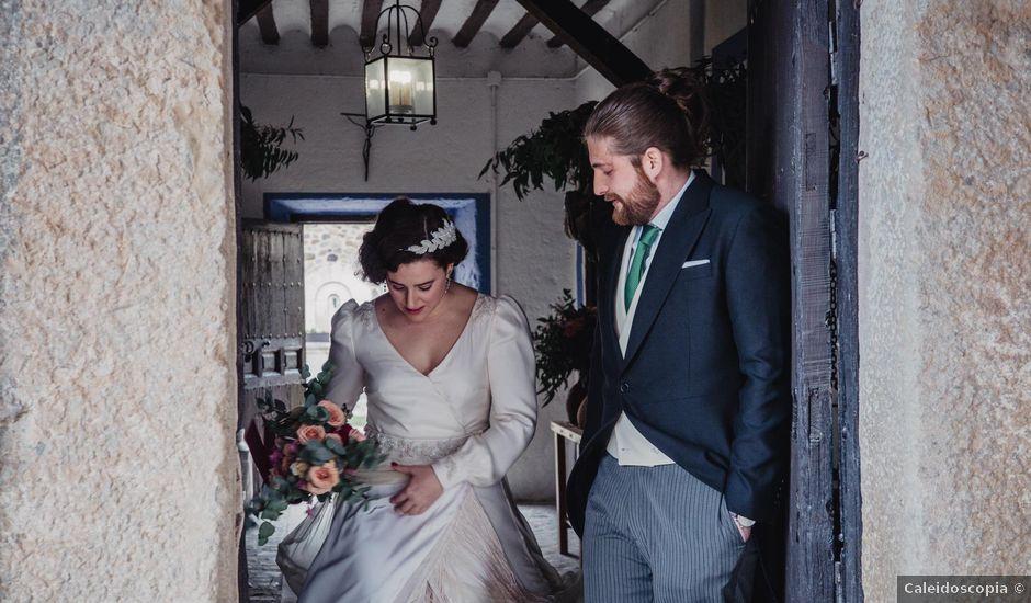 La boda de Jabo y Isi en Torremocha Del Jarama, Madrid