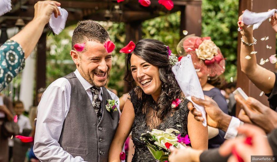 La boda de Borja y Susi en Galdakao, Vizcaya