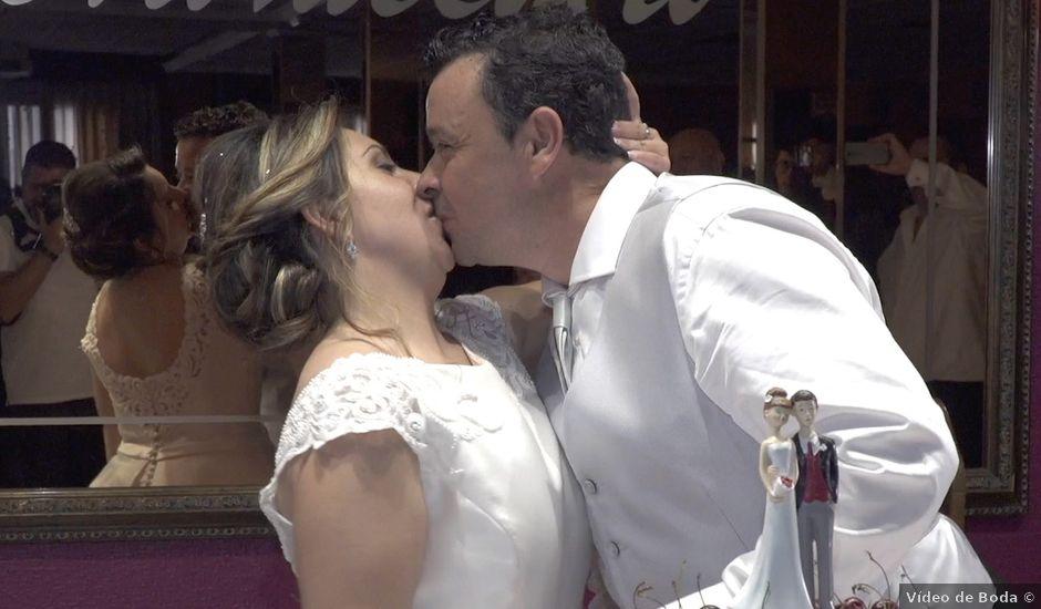 La boda de Gabi y María en Badajoz, Badajoz