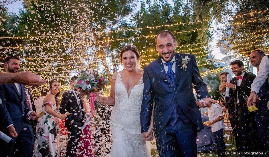 La boda de Jose y Cristina en Beniflá, Valencia