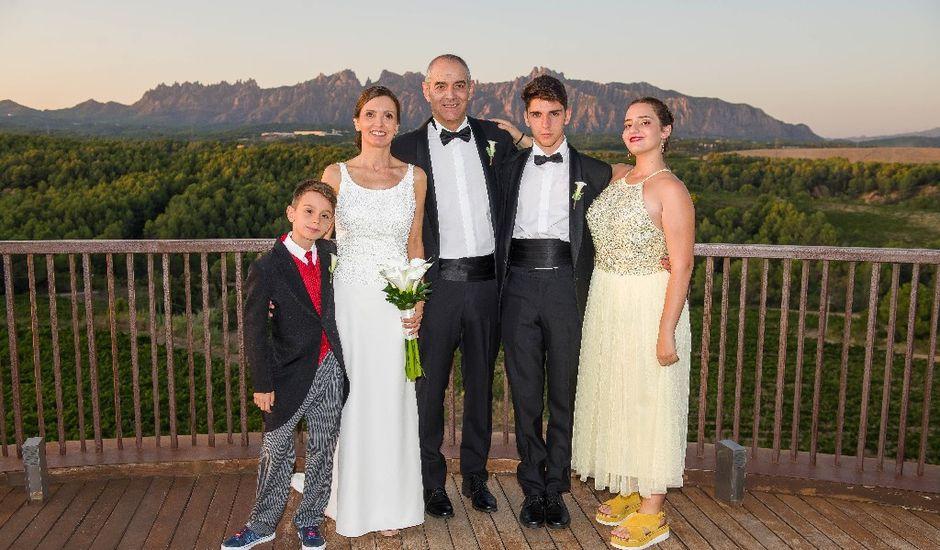 La boda de Josep y Eva  en Masquefa, Barcelona