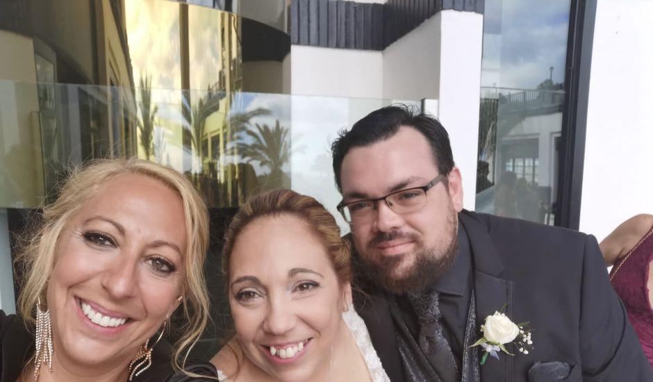 La boda de Jose y Reme en San Bartolomé, Las Palmas