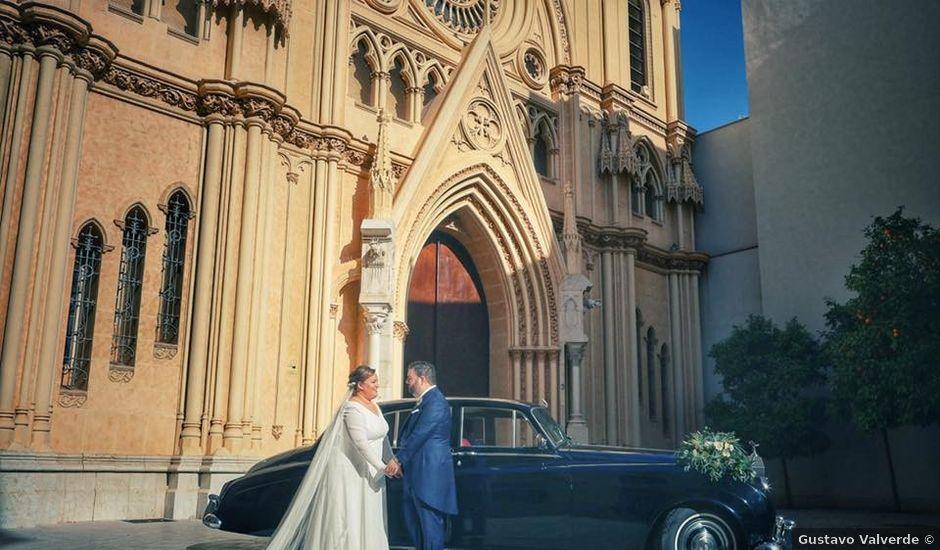 La boda de Álvaro y Patricia en Málaga, Málaga