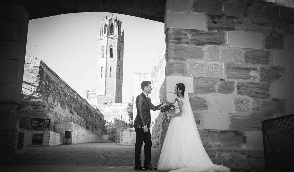 La boda de Adrián y Ares en Lleida, Lleida