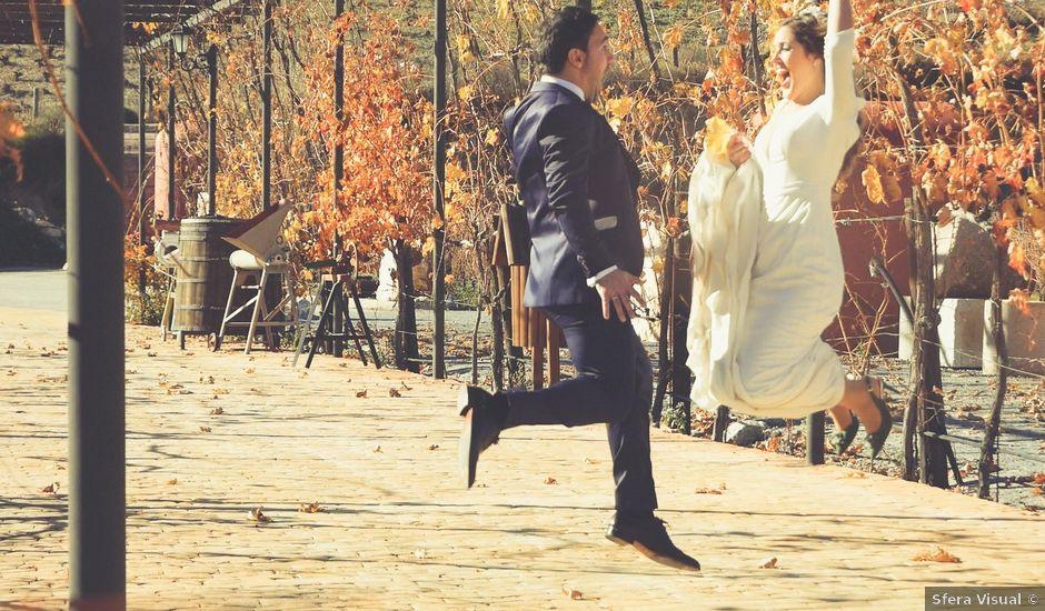 La boda de Jose y Josefina en Maria, Almería