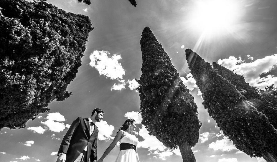 La boda de Pablo y Teresa en Almazan, Soria