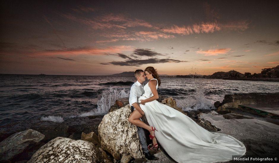 La boda de Alberto y Amanda en Alora, Málaga