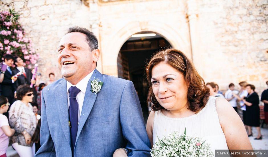 La boda de Julio y Carmen en Carrascosa Del Campo, Cuenca