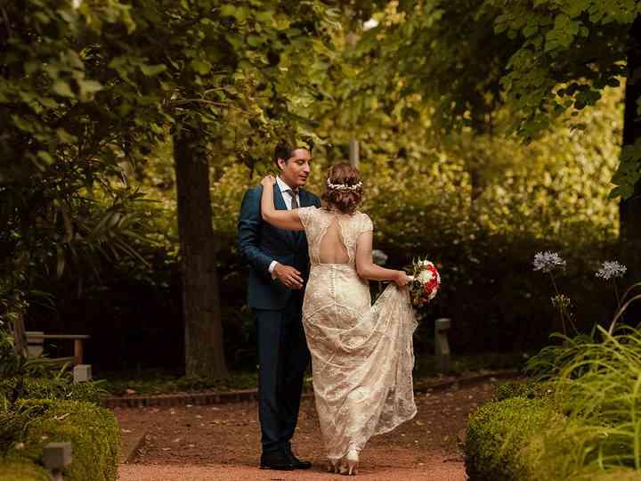 La boda de Leyre y Felipe