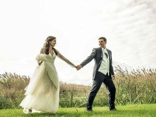 La boda de Virginia y Pablo