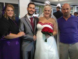 La boda de Denise y Sete 1