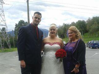 La boda de Denise y Sete 2