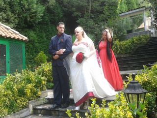 La boda de Denise y Sete 3