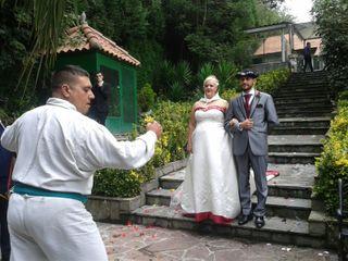 La boda de Denise y Sete