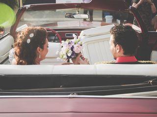 La boda de Inma y Jesús Antonio