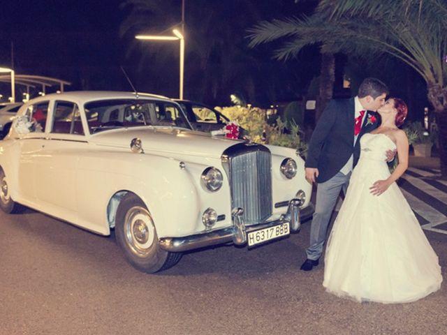 La boda de Eva y Josep