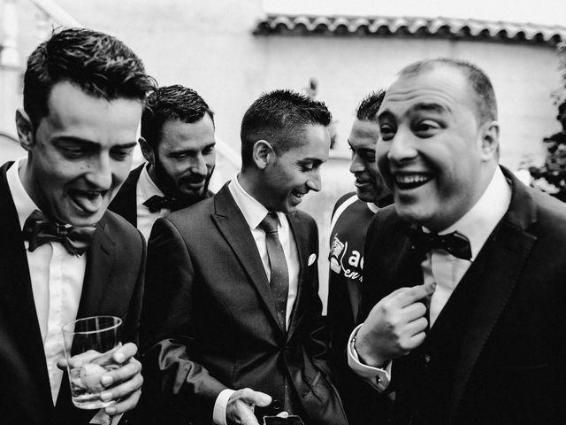 La boda de Felipe y Mónica en Casas De Los Pinos, Cuenca 1
