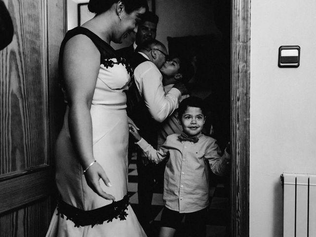 La boda de Felipe y Mónica en Casas De Los Pinos, Cuenca 5
