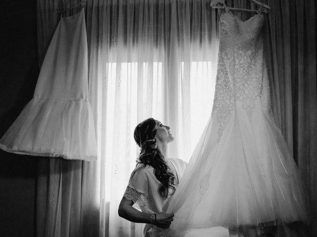 La boda de Felipe y Mónica en Casas De Los Pinos, Cuenca 10