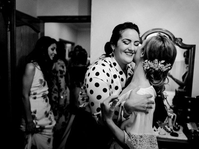 La boda de Felipe y Mónica en Casas De Los Pinos, Cuenca 13