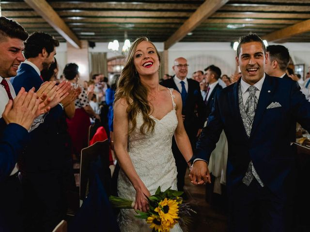 La boda de Felipe y Mónica en Casas De Los Pinos, Cuenca 20