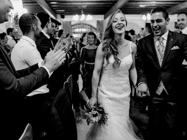 La boda de Mónica y Felipe