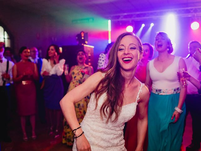 La boda de Felipe y Mónica en Casas De Los Pinos, Cuenca 25