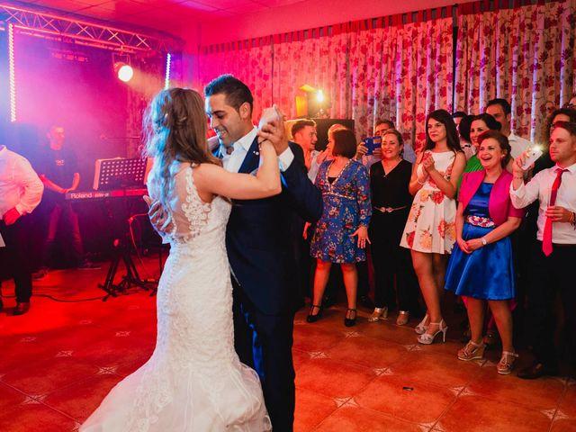 La boda de Felipe y Mónica en Casas De Los Pinos, Cuenca 26