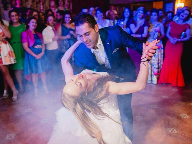 La boda de Felipe y Mónica en Casas De Los Pinos, Cuenca 27
