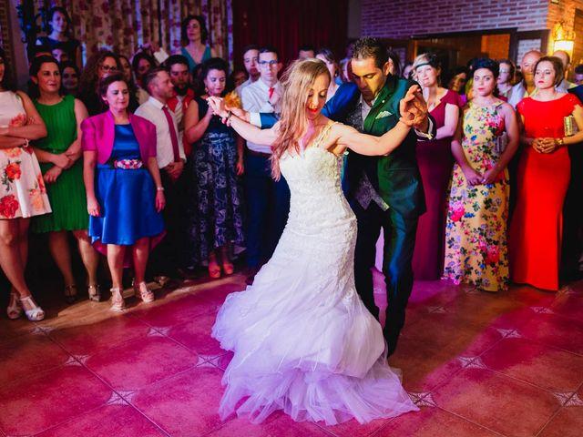 La boda de Felipe y Mónica en Casas De Los Pinos, Cuenca 28