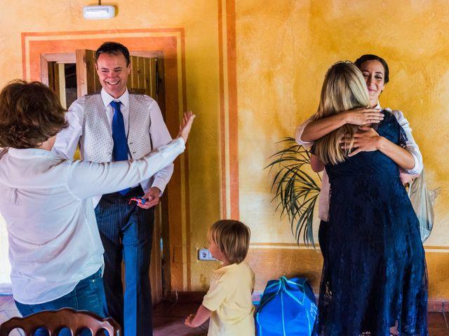 La boda de Edward y Nuria en Torremocha Del Jarama, Madrid 6