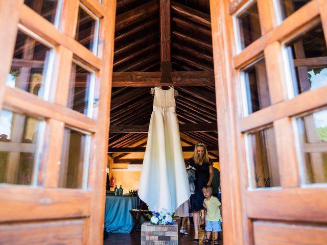 La boda de Edward y Nuria en Torremocha Del Jarama, Madrid 7