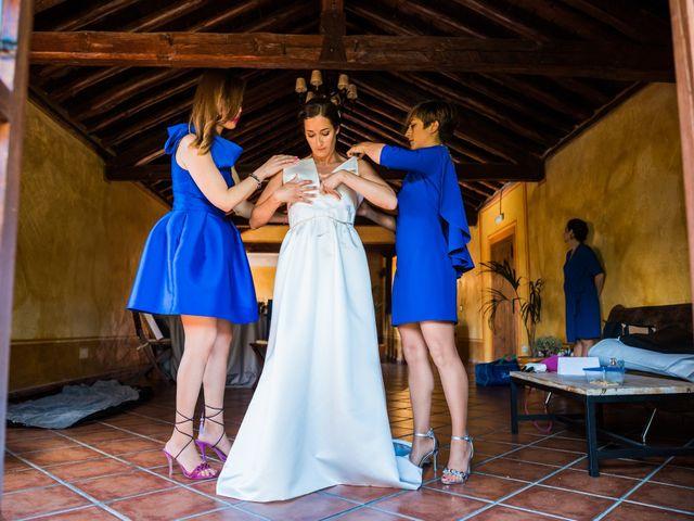 La boda de Edward y Nuria en Torremocha Del Jarama, Madrid 16