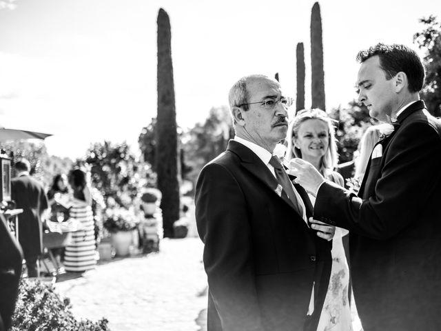 La boda de Edward y Nuria en Torremocha Del Jarama, Madrid 18