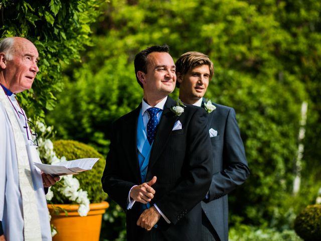 La boda de Edward y Nuria en Torremocha Del Jarama, Madrid 26