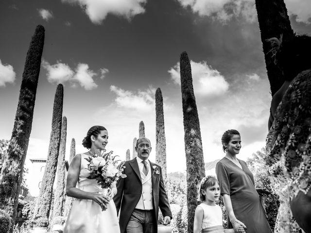 La boda de Edward y Nuria en Torremocha Del Jarama, Madrid 28