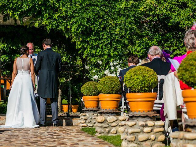 La boda de Edward y Nuria en Torremocha Del Jarama, Madrid 34