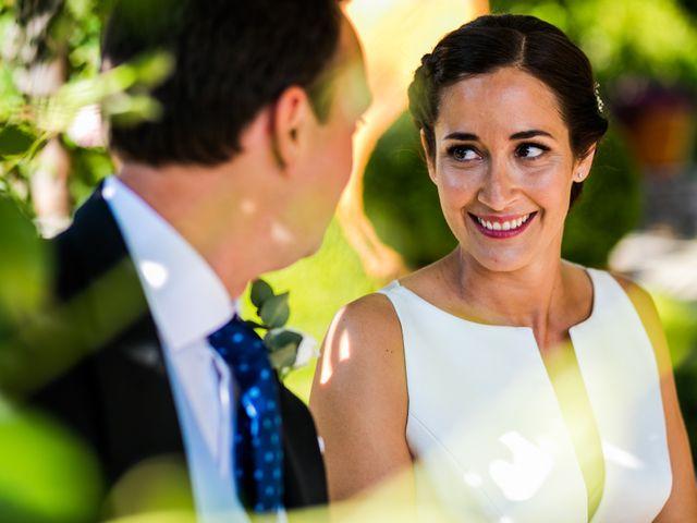 La boda de Edward y Nuria en Torremocha Del Jarama, Madrid 35