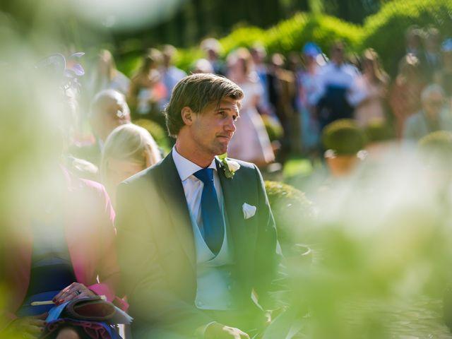 La boda de Edward y Nuria en Torremocha Del Jarama, Madrid 38