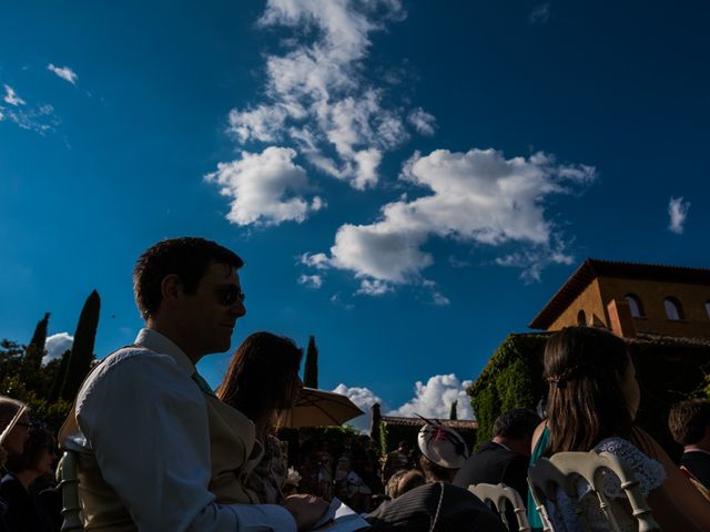 La boda de Edward y Nuria en Torremocha Del Jarama, Madrid 40