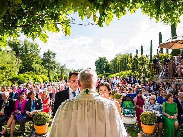 La boda de Edward y Nuria en Torremocha Del Jarama, Madrid 41