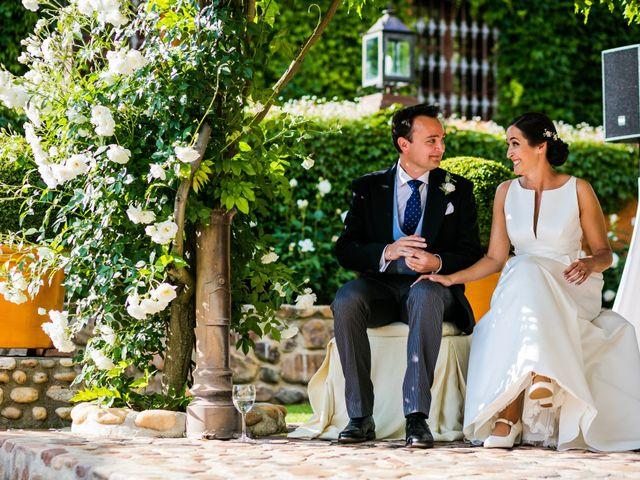 La boda de Edward y Nuria en Torremocha Del Jarama, Madrid 43