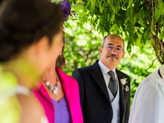 La boda de Edward y Nuria en Torremocha Del Jarama, Madrid 48