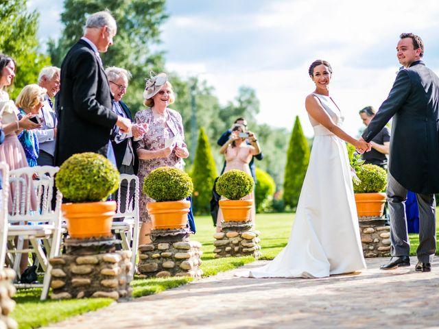 La boda de Edward y Nuria en Torremocha Del Jarama, Madrid 50