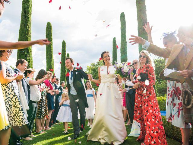 La boda de Edward y Nuria en Torremocha Del Jarama, Madrid 53