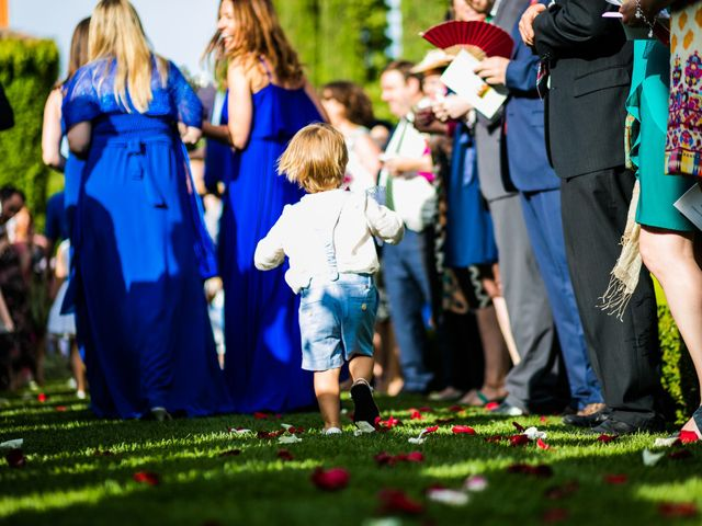 La boda de Edward y Nuria en Torremocha Del Jarama, Madrid 54