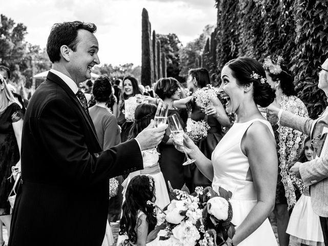 La boda de Edward y Nuria en Torremocha Del Jarama, Madrid 55