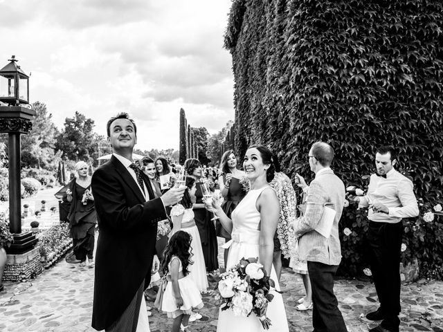 La boda de Edward y Nuria en Torremocha Del Jarama, Madrid 56