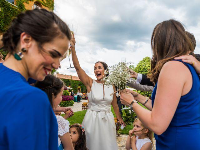 La boda de Edward y Nuria en Torremocha Del Jarama, Madrid 57